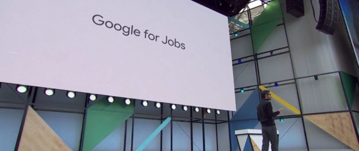 Here's How to Get Your Jobs on Google